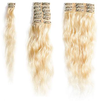 Волосы на заколках: красивое украшение Вашей прически
